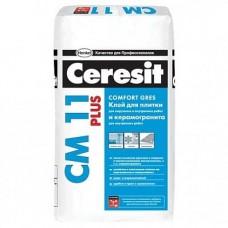 """Клей плиточный Церезит """"Ceresit CM 11 Plus"""",  25кг"""