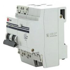 Автомат дифференциальный 2Р EKF АД-2 30мА, номинальный ток 63А