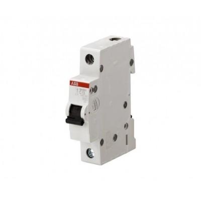 Автоматический выключатель ABB SH201L 1P 63A (C) 4,5 kA 2CDS241001R0634
