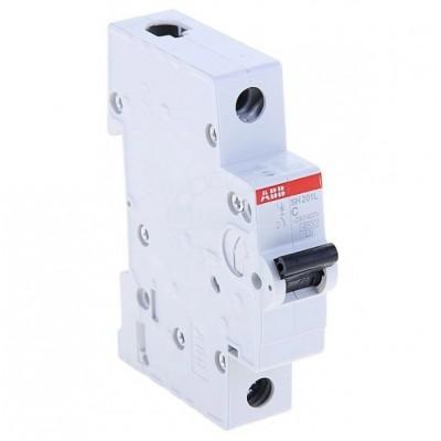 Автоматический выключатель ABB SH201L 1P 25А (C) 4,5kA 2CDS241001R0254