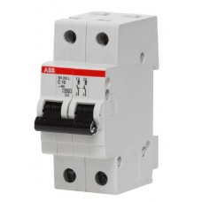 2CDS242001R0104 ABB SH202L Автоматический выключатель 2P 10А (С) 4,5kA