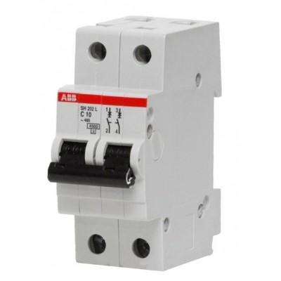 2CDS242001R0504 ABB SH202L Автоматический выключатель 2P 50A (C) 4,5 kA