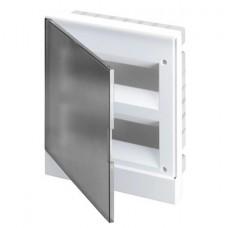 Бокс навесной 36М прозрачная дверь с клеммным блоком Basic E ABB