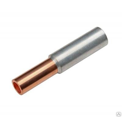 Гильза медно-алюминиевая луженая под опрессовку ГАМ 35-25
