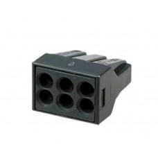 Вага одноразовая шесть контактов до 2.5 мм