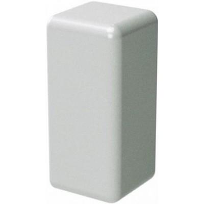 Заглушка для кабель-канала ДКС LM (белая), 25х17 мм