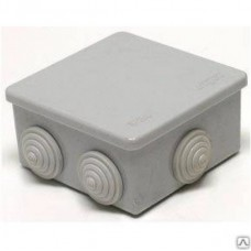 Коробка распаечная для о/п 80*80*40 IP55 Промрукав