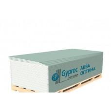 Гипсокартонный лист Gyproc Аква Оптима 2500х1200х12,5 мм влагостойкий