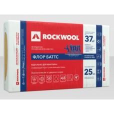 Каменная вата ROCKWOOL Флор баттс 1000x600x100, 2 шт (1.2 м2)
