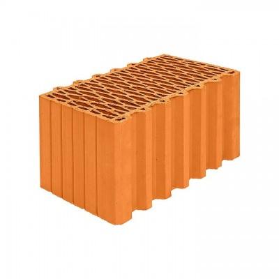 Блок керамический Porotherm 25М поризованный 10,53 НФ 250х380х219 мм