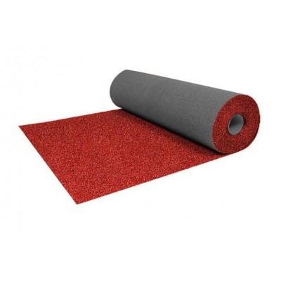 Ендовный ковер Технониколь Shinglas Красный коралл (1рулон/10 п.м)