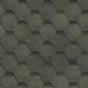 Гибкая черепица Технониколь Shinglas Финская Соната зеленый, однослойная