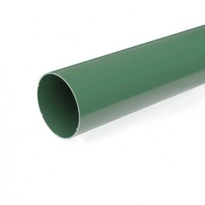 Водосточная труба Bryza длина 3 м. диаметр 90 мм RAL 6020