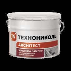 Мастика для гибкой черепицы ТЕХНОНИКОЛЬ №23 (Фиксер) 12 кг