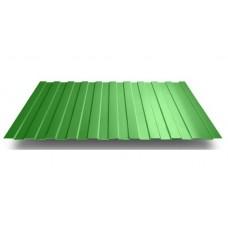 Профнастил С8 зеленый 1.2х2 м