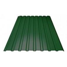 Профнастил С20 зеленый 1.05х2 м