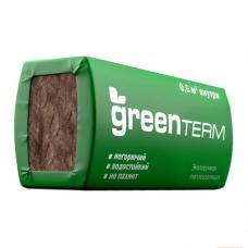 Минвата GreenTERM 037 Aquastatik 1230x610x100мм (6м²)