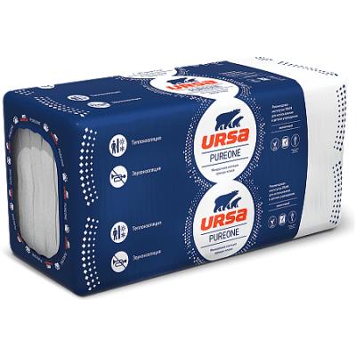 URSA Pure One 34PN 1250*600*100 (4,5м2) (0,45м3)