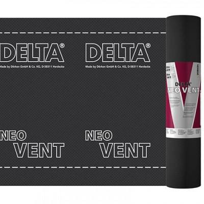 DELTA-NEO VENT 75 м2 универсаньная диффузионая мембрана