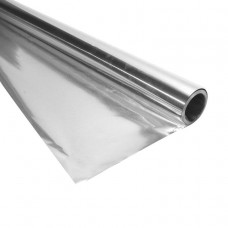 Фольга алюминиевая для сауны и бани 1,2х10 м (100 мкм)