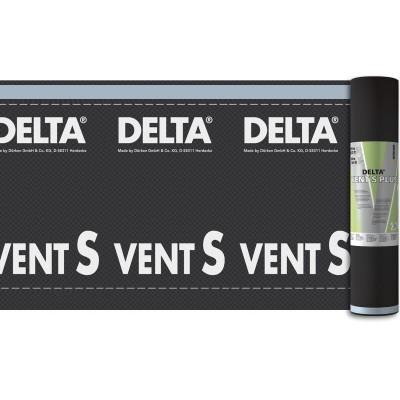 DELTA VENT S PLUS 75 м2  Диффузионная мембрана (50*1,5 метра)