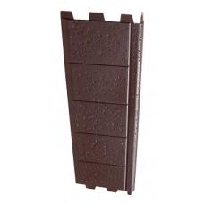 Откос универсальный АЛЬТА ПРОФИЛЬ, коричневый 200х690 мм
