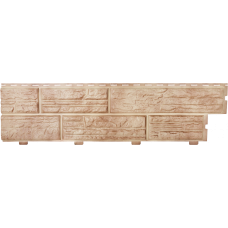 Панель виниловая СФ - 01, Бежевый, 3,1 х 023м.