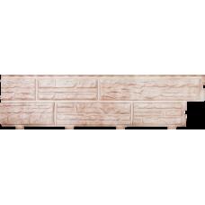 Панель виниловая СФ - 01, Кремовый, 3,1 х 023м.