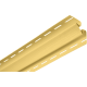 Планка внутренний угол АЛЬТА ПРОФИЛЬ Канада плюс Жёлтый Т-13, 3050 мм