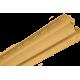 Планка внутренний угол АЛЬТА ПРОФИЛЬ Канада плюс Золотистый Т-13, 3000 мм