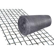 Сетка  тканая не оцинк. яч. 10х10 мм, сеч. 0,8 мм, 1х80 м.
