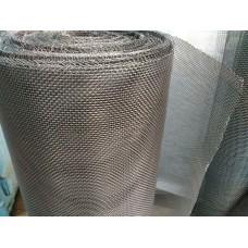 Сетка  тканая не оцинк. яч. 2х2 мм, сеч. 0,4 мм, 1х30 м.