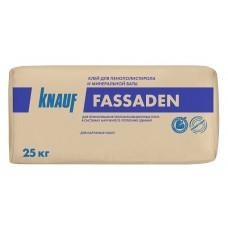 Кнауф Фассаден клей для пенополистирола и минеральной ваты 25 кг