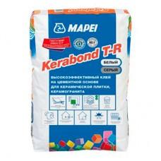 Клей для плитки Mapei Kerabond T-R белый 25 кг