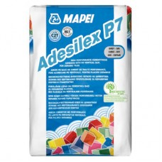 Клей для плитки Mapei Adesilex P7 серый 25 кг