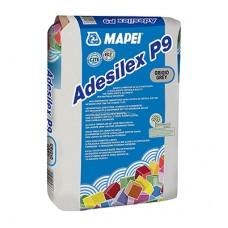 Клей для плитки Mapei Adesilex P9 серый 25 кг