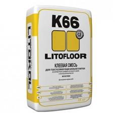 Litokol Клей для плитки litofloor K66 25 кг