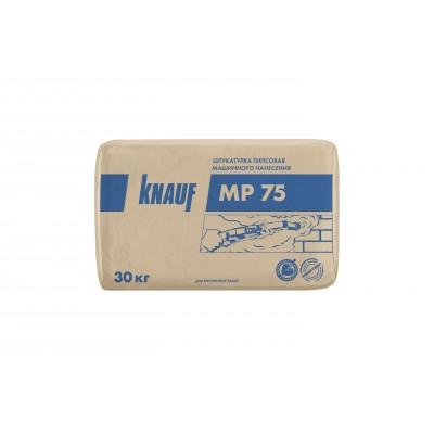 Гипсовая штукатурка МП 75 30кг, КНАУФ