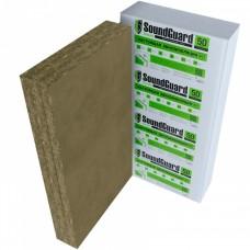 Звукопоглощающая плита SoundGuard Basalt 50, 4 шт 1000x600x50 мм (2,4 м²)