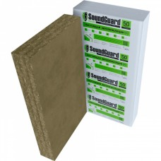 Звукопоглощающая плита SoundGuard Basalt 50, 4 шт 1200x600x50 мм (2.88 м²)