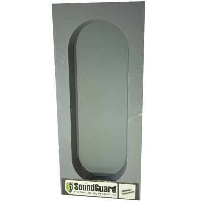 Звукоизоляционный подрозетник SoundGuard ИзоБокс 3 Стандарт,  3 секционный