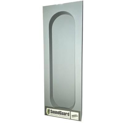 Звукоизоляционный подрозетник SoundGuard ИзоБокс 5 Стандарт,  5 секционный