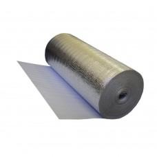 Фольгированный утеплитель Пенофол, 02 мм (25м²)