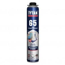 Пена монтажная Tytan 65 O2 профессиональная 750 мл