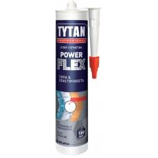 Клей-герметик Tytan Professional Power Flex белый 290мл