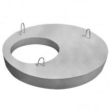 Крышка колодца ЖБИ ПП 10-1 диаметр 0,7 м.