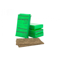 Звукоизоляционная плита MAXFORTE МаксФорте-ЭКО, 1000х600х50 мм (2,4 м²), цена упаковки