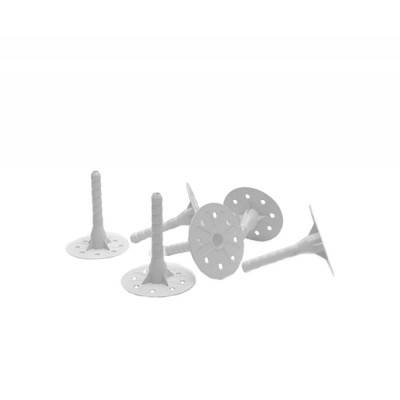 Дюбель-гвоздь тарельчатый TECHNO SONUS 70x10 мм