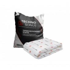 Акустический мат TECHNO SONUS Термозвукоизол Форте (5000 х 1500 х 12), 7,5 м2